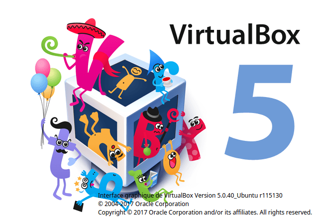 Logo Oracle VM VirtualBox