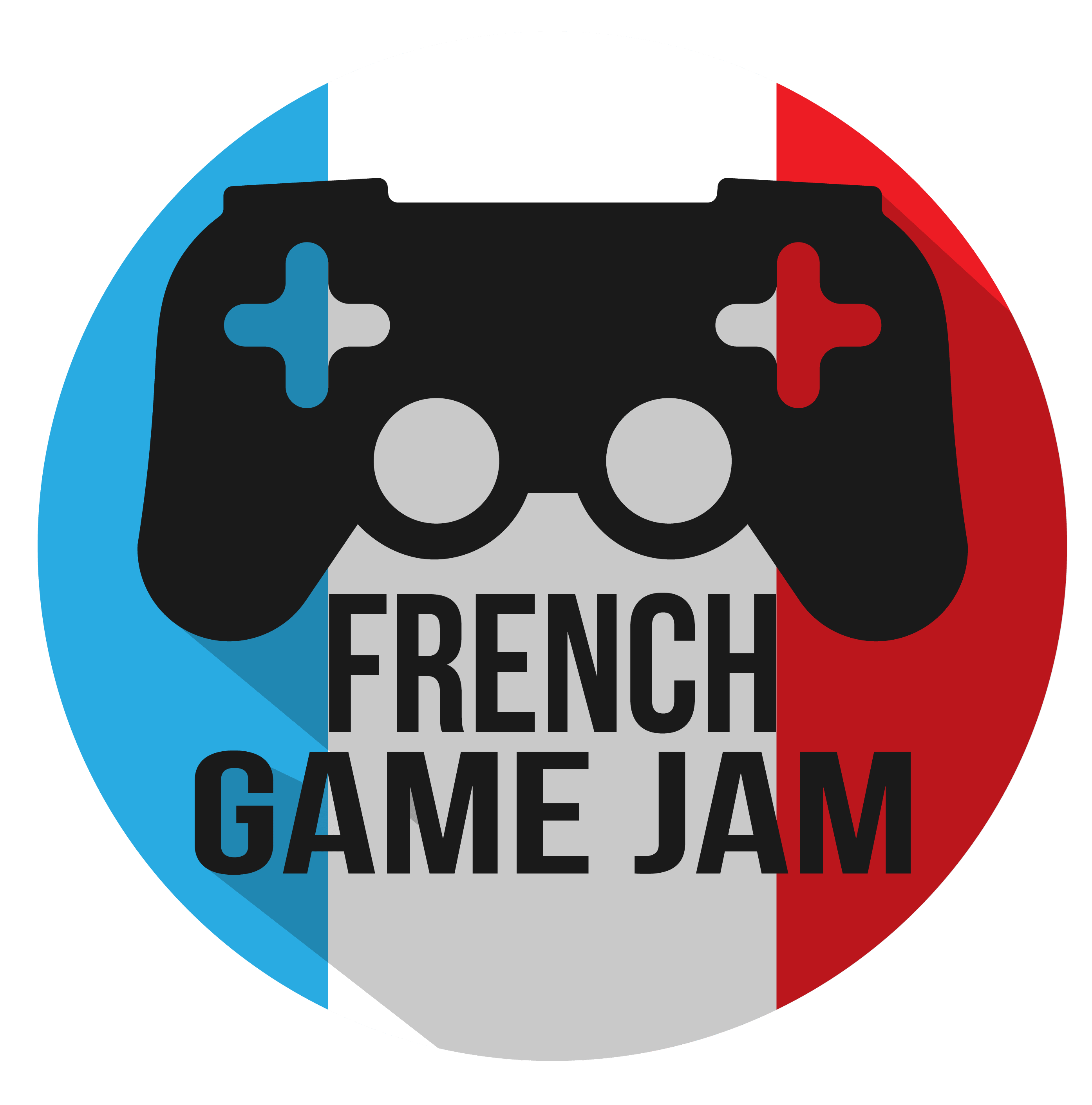 Logo FRENCH GAME JAM